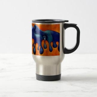Volsiphina V1 - dropping face Travel Mug