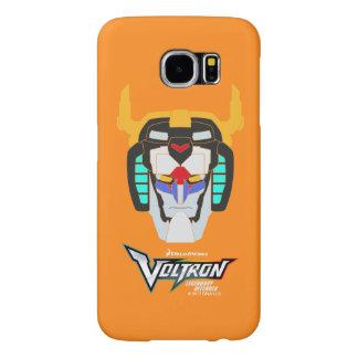 Voltron | Colored Voltron Head Graphic
