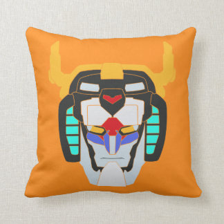 Voltron | Colored Voltron Head Graphic Cushion