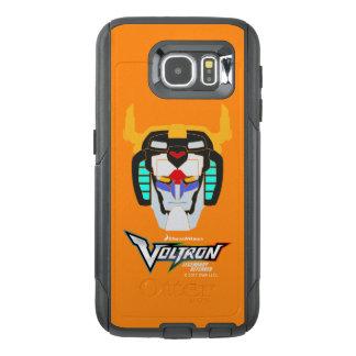 Voltron | Colored Voltron Head Graphic OtterBox Samsung Galaxy S6 Case