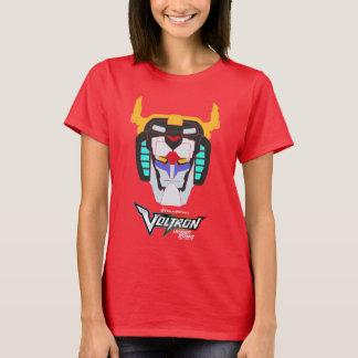 Voltron   Colored Voltron Head Graphic T-Shirt