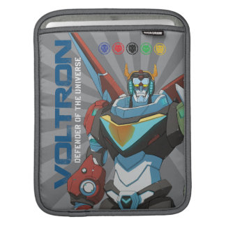 Voltron | Defender of the Universe iPad Sleeve
