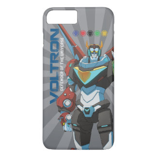 Voltron | Defender of the Universe iPhone 8 Plus/7 Plus Case