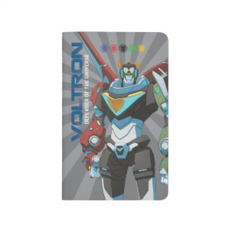 Voltron | Defender of the Universe Journal