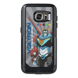 Voltron | Defender of the Universe OtterBox Samsung Galaxy S7 Case