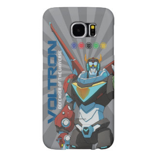 Voltron | Defender of the Universe Samsung Galaxy S6 Cases