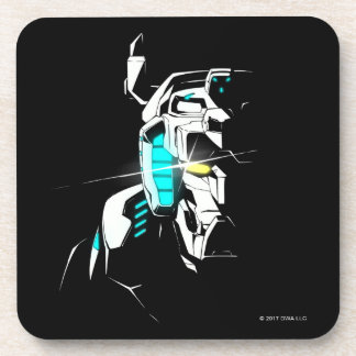 Voltron | Gleaming Eye Silhouette Coasters
