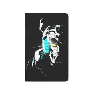 Voltron | Gleaming Eye Silhouette Journal
