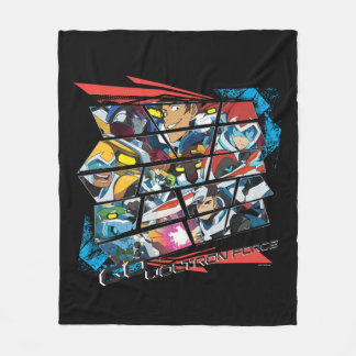 Voltron | Go Voltron Force Fleece Blanket