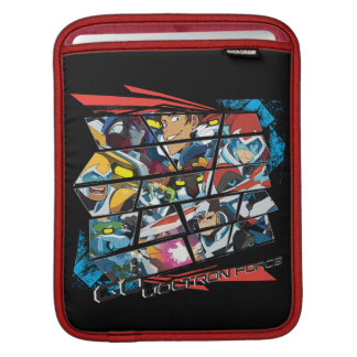 Voltron | Go Voltron Force iPad Sleeve