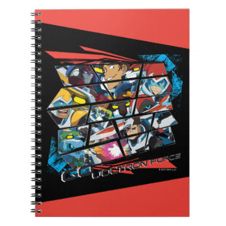 Voltron | Go Voltron Force Notebook