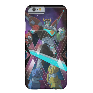 Voltron | Intergalactic Voltron Graphic Barely There iPhone 6 Case
