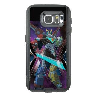 Voltron | Intergalactic Voltron Graphic OtterBox Samsung Galaxy S6 Case
