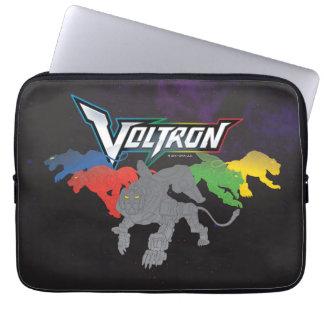 Voltron | Lions Charging Laptop Sleeve