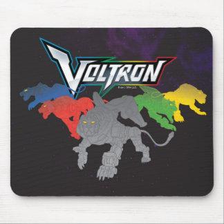 Voltron | Lions Charging Mouse Pad