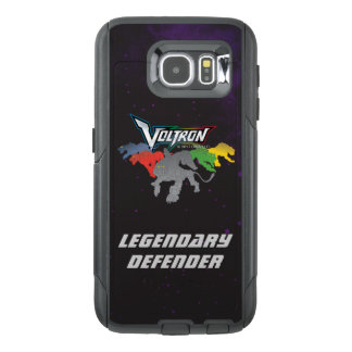 Voltron | Lions Charging OtterBox Samsung Galaxy S6 Case