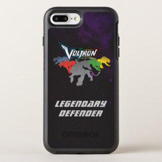 Voltron | Lions Charging OtterBox Symmetry iPhone 8 Plus/7 Plus Case