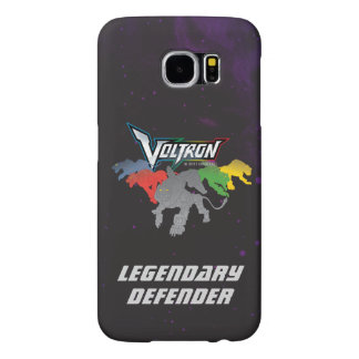 Voltron | Lions Charging Samsung Galaxy S6 Cases