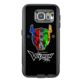 Voltron | Pilots In Voltron Head OtterBox Samsung Galaxy S6 Case