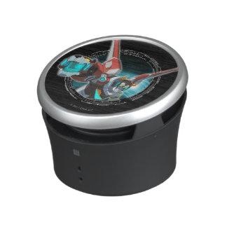 Voltron   Red Lion Plasma Beam Speaker