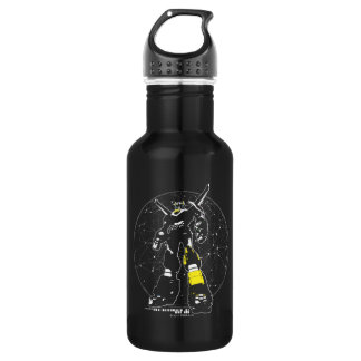 Voltron | Silhouette Over Map 532 Ml Water Bottle