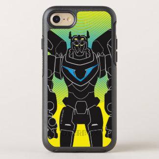 Voltron | Voltron Black Silhouette OtterBox Symmetry iPhone 8/7 Case