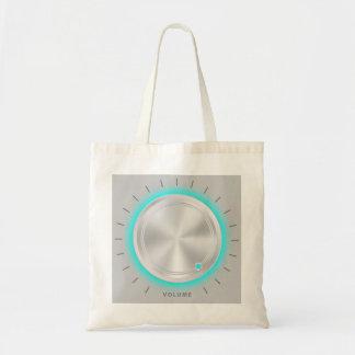 Volume Budget Tote Bag