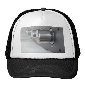 Volume Knob Mesh Hats