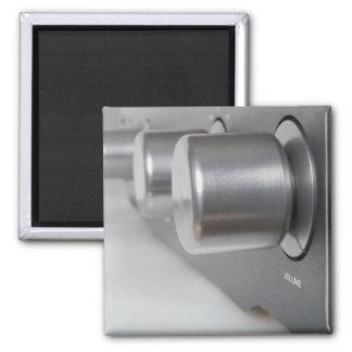Volume Knob Square Magnet