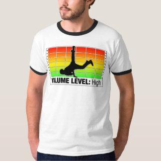 Volume Level : High V2 Tee Shirts