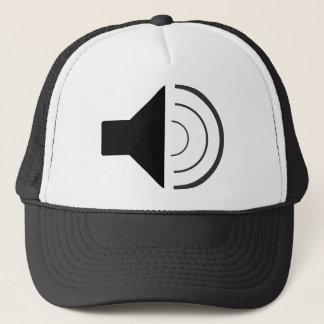 Volume up Speaker Trucker Hat