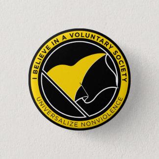 Voluntaryist Buttons