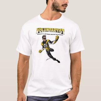 Voluntaryist Character T-Shirt