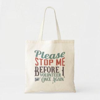Volunteer Bag of Holding
