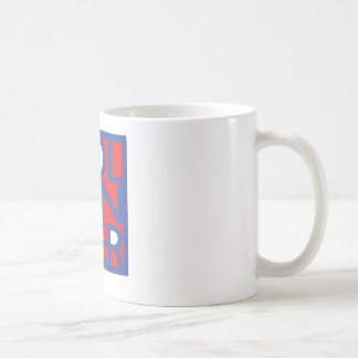Volunteer Basic White Mug