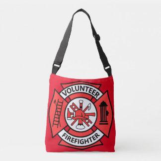 Volunteer Firefighter Crossbody Bag