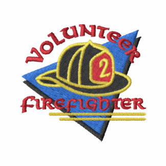Volunteer Firefighter Polo Shirt