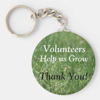 Volunteer Key Ring