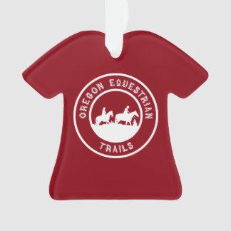 """VOLUNTEER"" T-shirt Ornament"