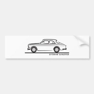 Volvo Amazon Bumper Sticker