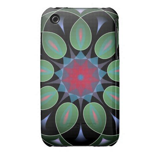 Volvox Blackberry Curve  Case-Mate Case iPhone 3 Cover