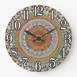 Von Bingen Time Piece Large Clock