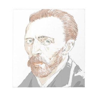 Von Gogh Notepad