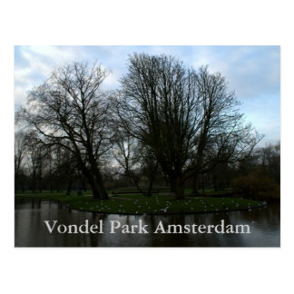 Vondelpark, Amsterdam Post Cards