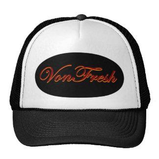"""VonFresh"" Black/White Trucker Cap"