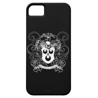 Voodoo Art Black and White iPhone 5 Cases