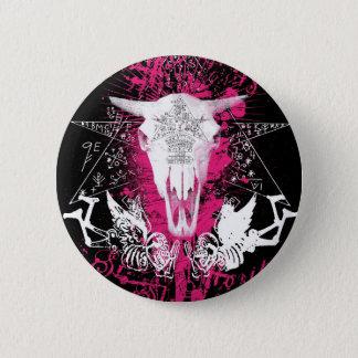 Voodoo Beef 6 Cm Round Badge