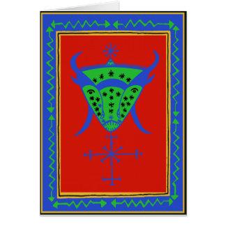 VooDoo BoSou Spirit Card