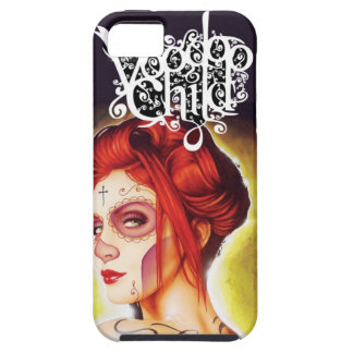 Voodoo Child iPhone 5 Covers