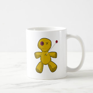 Voodoo Doll Coffee Mug